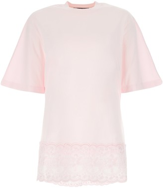 Simone Rocha Panelled Oversize T-Shirt
