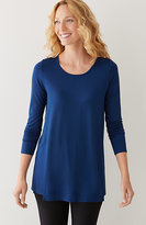 J. Jill Wearever High-Low Tunic