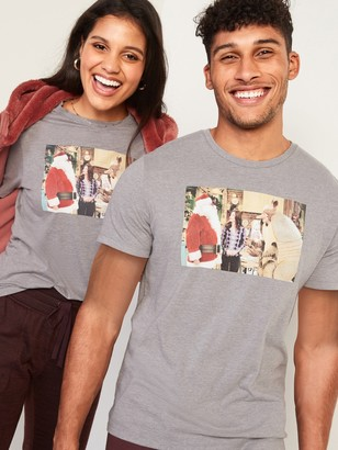 Old Navy Friends Christmas Graphic Gender-Neutral Tee for Men & Women