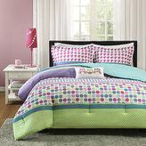 JCPenney Mi Zone Jenny Polka Dot Comforter Set