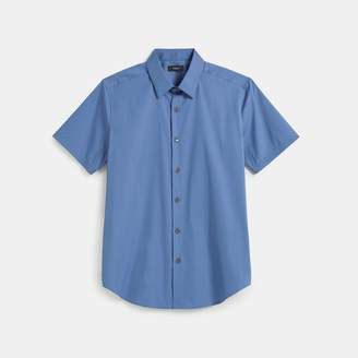 Theory Short-Sleeve Sylvain Shirt
