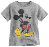 Disney Mickey Mouse Classic Heathered Tee for Boys