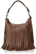 Frye Heidi Fringe Hobo-SVL Shoulder Bag
