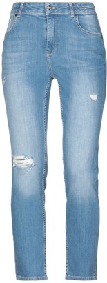 Silvian Heach Denim pants - Item 42700910DF