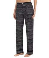 Kensie Heart-Print Jersey Sleep Pants