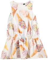 Molo Girl's Catalina Dress - Ice Cones