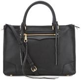 Rebecca Minkoff Women's Regan Satchel Bag Black