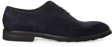 Dolce & Gabbana Lace-up suede derby shoes