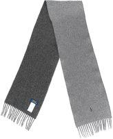 Polo Ralph Lauren fringed scarf