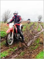 Virgin Experience Days Introductory Off-Road Motorcycle Riding On Salisbury Plain
