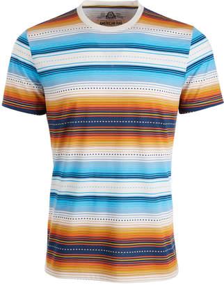 American Rag Men Blanket Stripe T-Shirt