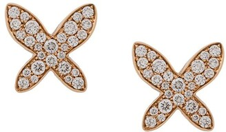 Mimi 18kt rose gold Freevola studs