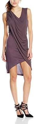 Religion Women's Visible A-Line Plain Sleeveless Dress
