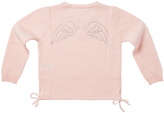 Marie Chantal Diamante Wing Sweater