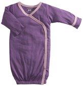 Baby Soy Kimono Bundler - Eggplant-3-6 Months