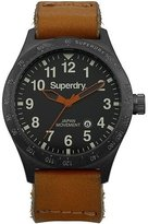 Superdry RELOJ TRITON ESF.NEG. Men's watches SYG105TB