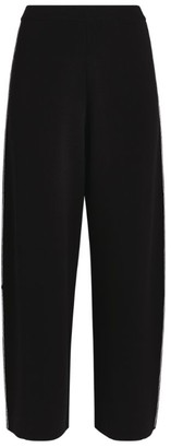 Stella McCartney Wide-Leg Elasticated Trousers