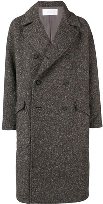 Julien David Classic Double-Breasted Coat