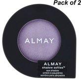 Almay Shadow Softies Lilac Eye Shadow - 2 per case. by