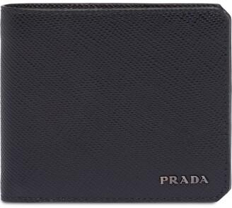 Prada Saffiano Cuir leather wallet