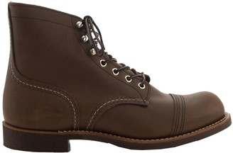 Red Wing Shoes Iron Ranger Oxblood Mesa