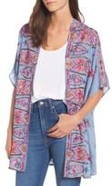 Socialite Women's Embroidered Kimono