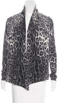 Neiman Marcus Cashmere Knit Cardigan