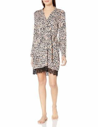MinkPink Women's Cheeta Fever Robe