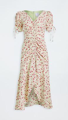 C/Meo Intersect Midi Dress