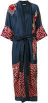 P.A.R.O.S.H. Gomodo kimono dress