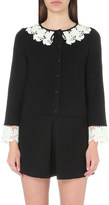 Claudie Pierlot Menestrel knitted cardigan