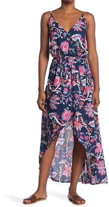 Tiare Hawaii Boardwalk High/Low Maxi Dress