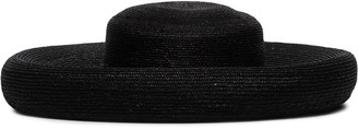 Eliurpi Capelina straw hat
