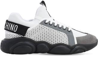 Moschino Sneakers W/Logo Band