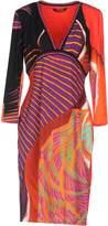 Roberto Cavalli Knee-length dresses - Item 34767689