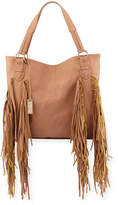 Urban Originals Castaway Faux-Leather Tote Bag, Nude