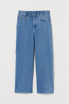 H&M Comfort Stretch Wide Fit Jeans
