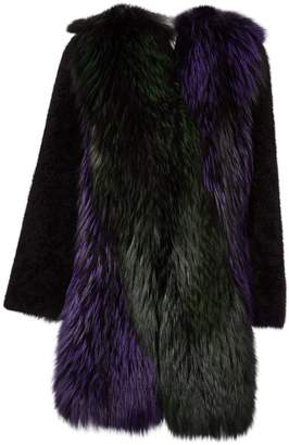N. Blancha \N Black Fox Coats