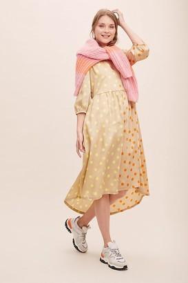 Gestuz Evelina Polka-Dot Dress