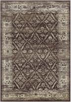 BEIGE Allstar Rugs Persian Rectangular Accent Rug, Beige, 8'x10'