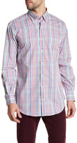 Peter Millar Seaside Collection Regular Fit Pinwheel Shirt
