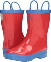 Hatley Red & Blue Rain Boots (Toddler/Little Kid)