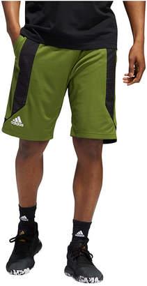 adidas Men C365 Contrast Color Basketball Shorts