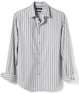 Banana Republic Grant-Fit Custom Wash Striped Shirt