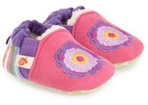 Acorn Infant 'Critter' Easy-On Moc Slipper