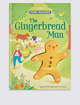 Marks and Spencer The Gingerbread Man Book