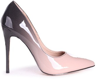 Linzi Phoenix Nude Ombre Effect Stiletto Court Heels