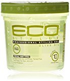 Ecoco Eco Professional Styling Gel Olive Oil, 16 Ounce