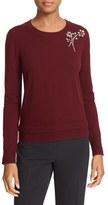 Kate Spade Women's Embellished Sweater