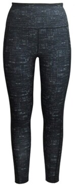 Ideology Textured High-Rise Leggings, Created for Macy's